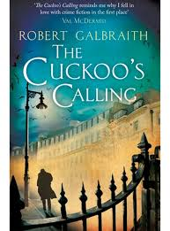 The Cuckoo's Calling Book Cover