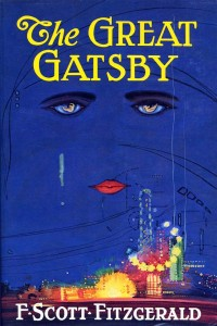The Great Gatsby Book Cover