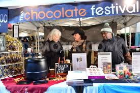 The Chocolate Festival in Southbank Centre